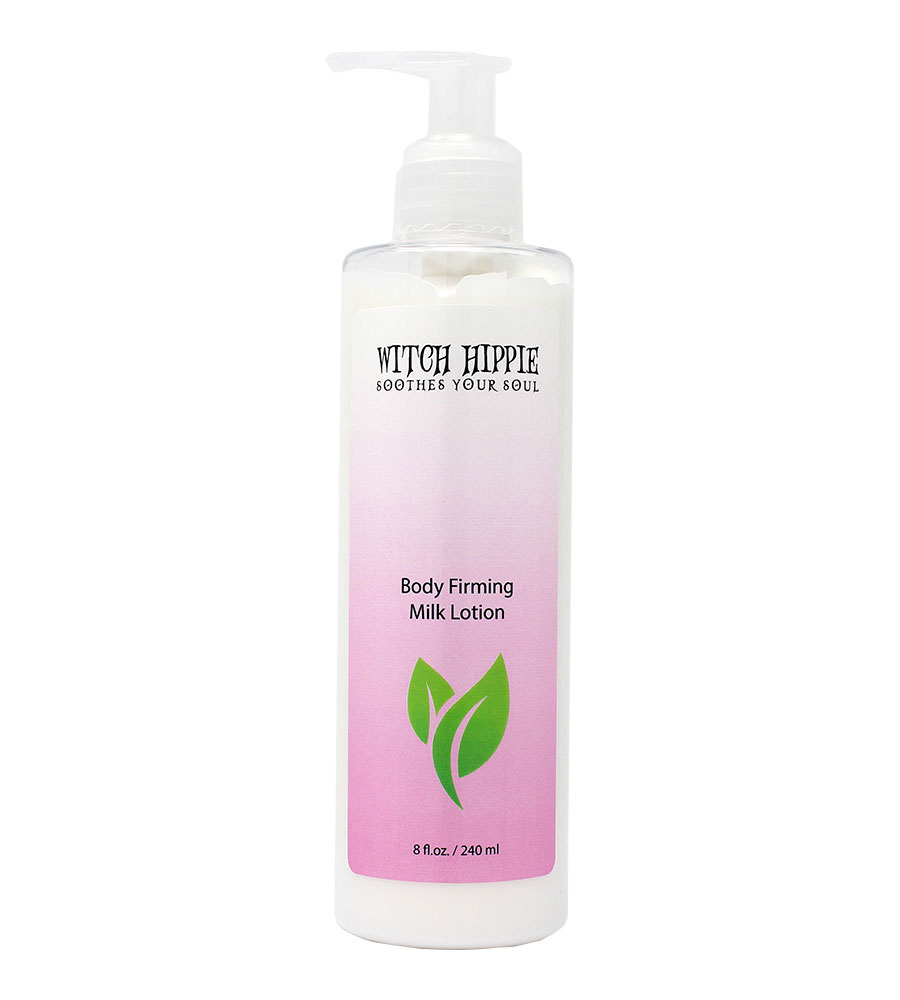Witch Hippie 8oz. Body Firming Milk Lotion