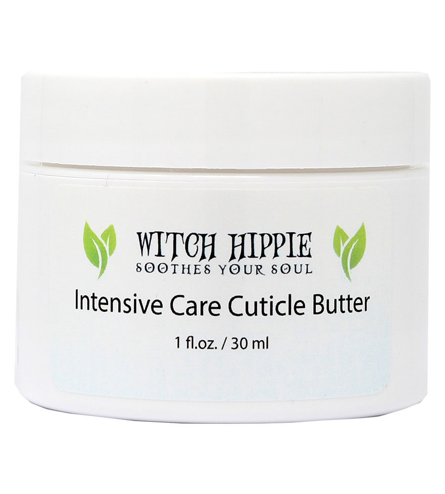 Witch Hippie 1oz. Intensive Care Cuticle Butter