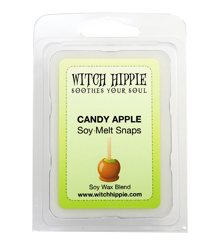 Witch Hippie Scented Soy Wax Melts - Wickless Candle Tarts