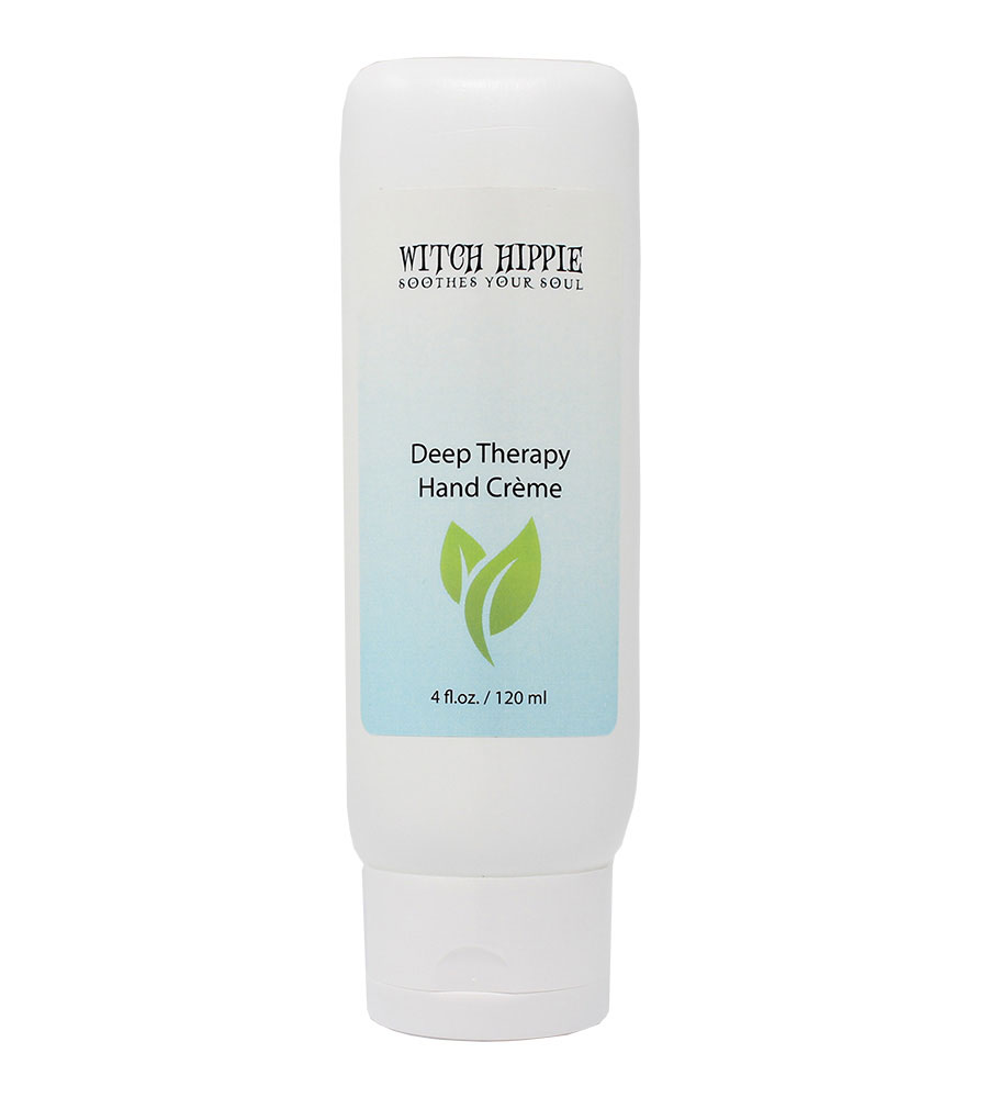 Witch Hippie 4oz. Deep Therapy Hand Crème