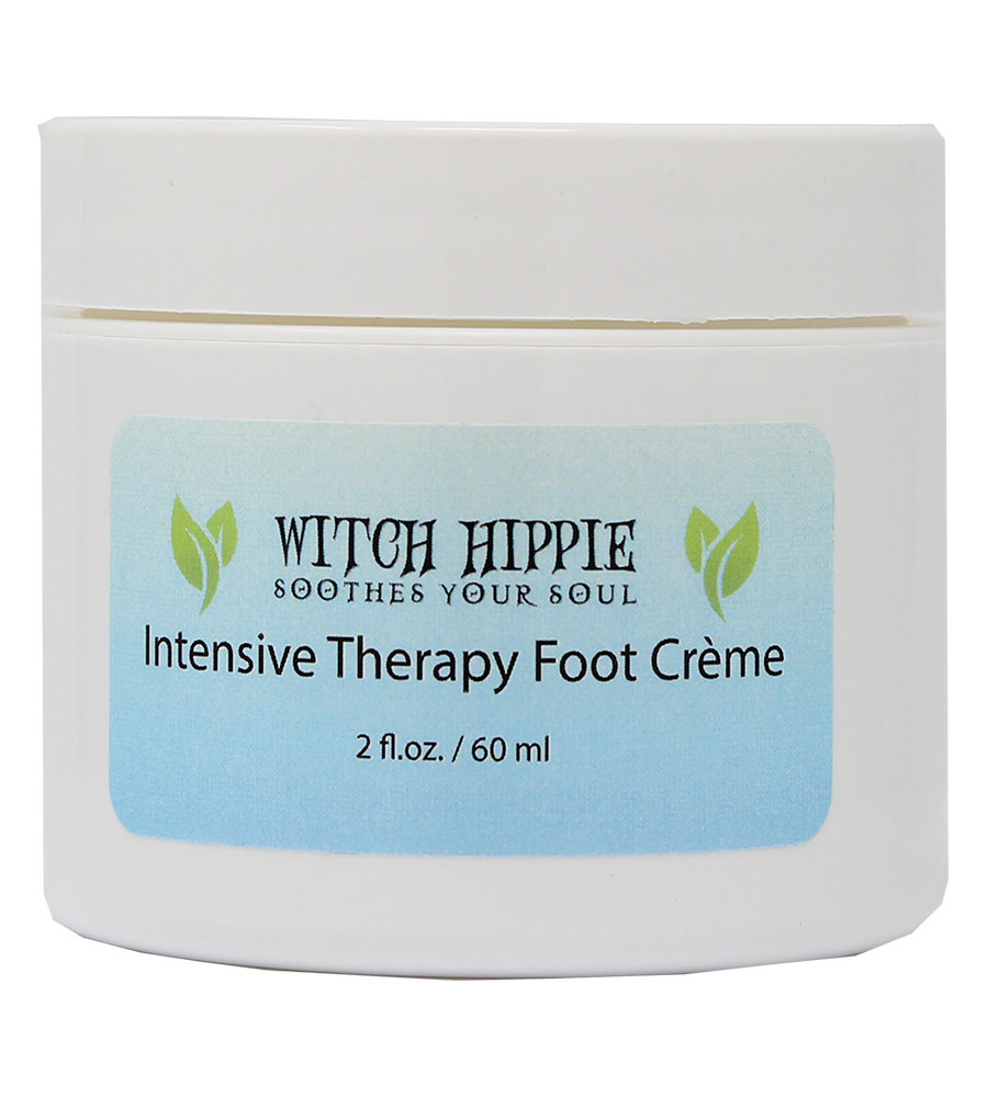 Witch Hippie 2oz. Intensive Therapy Foot Crème