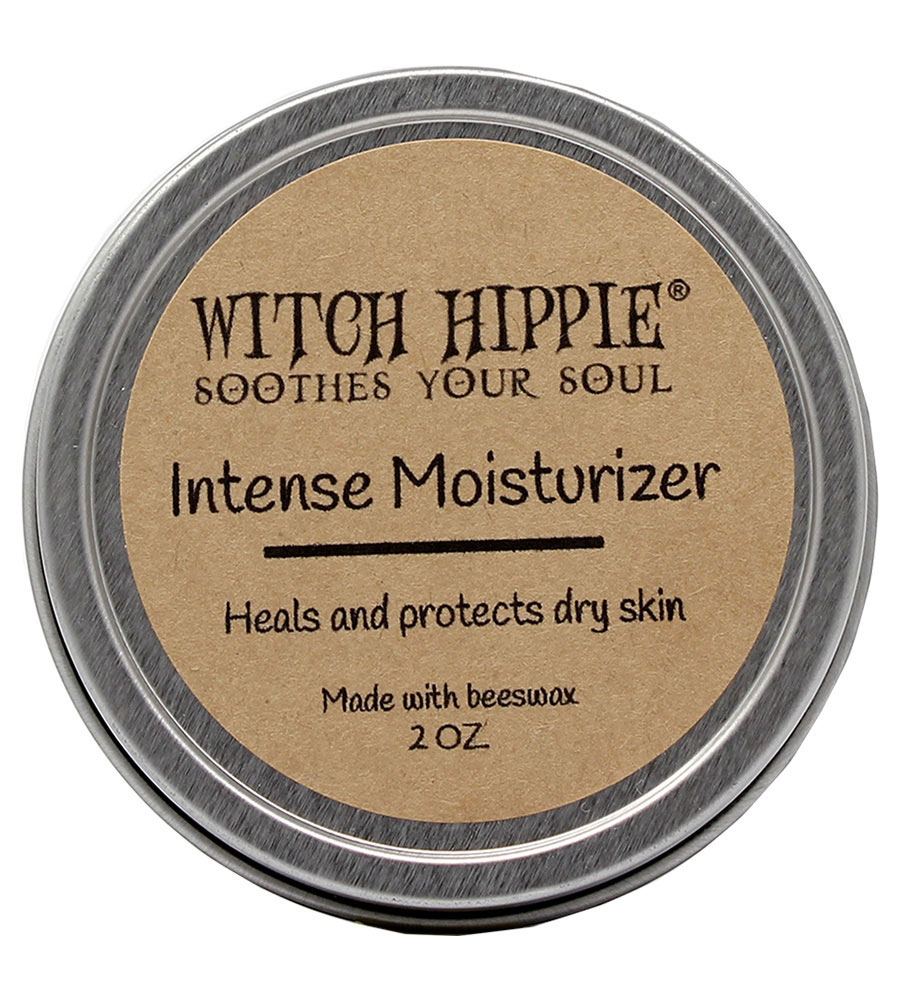 Witch Hippie 2oz. Natural Bees Wax Intense Moisturizer - Heals and Protects Dry Skin