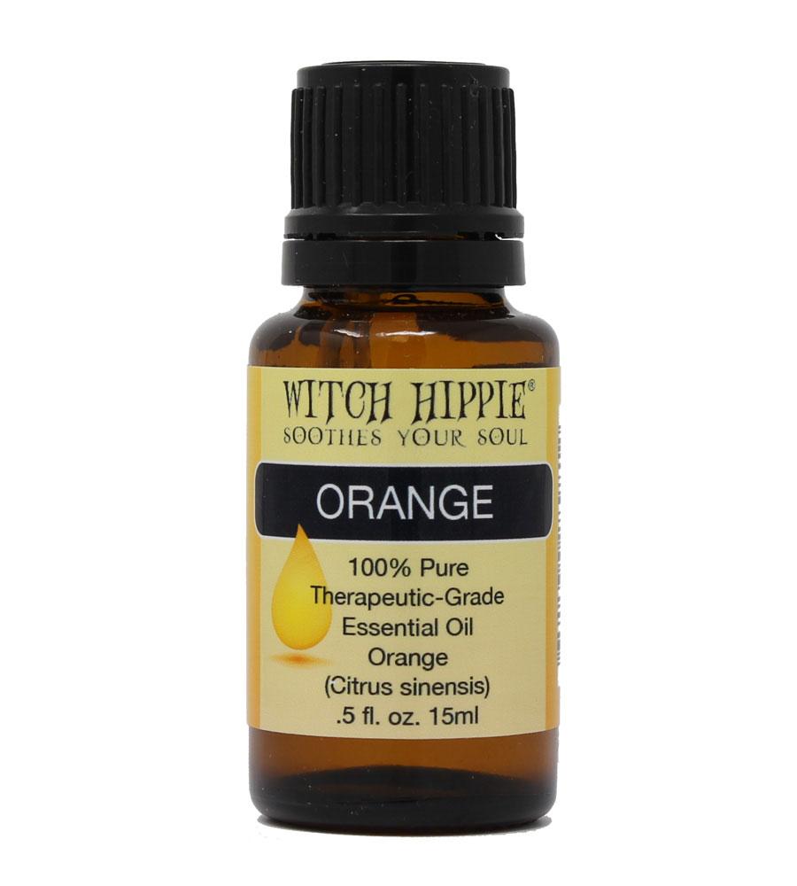 Witch Hippie Orange (Sweet) 100% Therapeutic-Grade Essential Oil 15ml