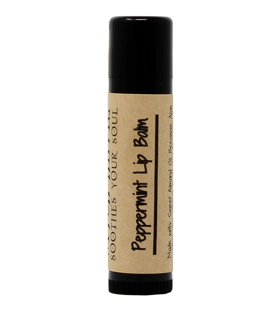 Witch Hippie All Natural Lip Balm - Soothes, Protects and Heals