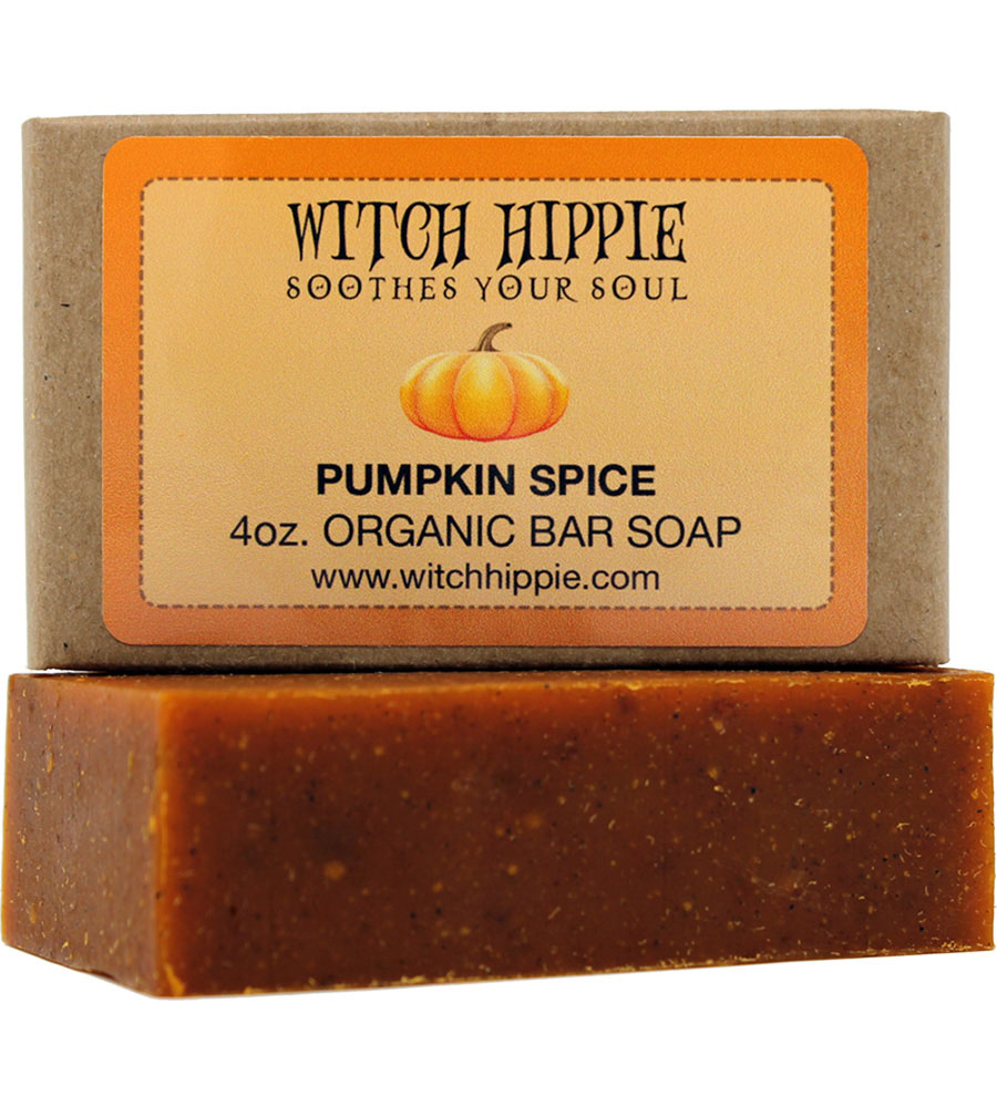 Witch Hippie 4oz Organic Bar Soaps